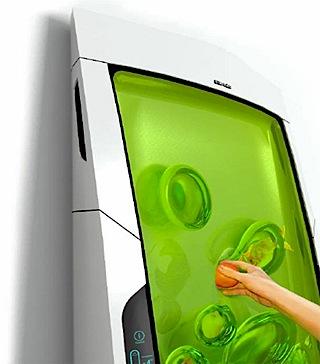 Bio-Robot-fridge