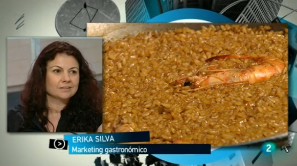 Erika Silva Marketing Gastronómico