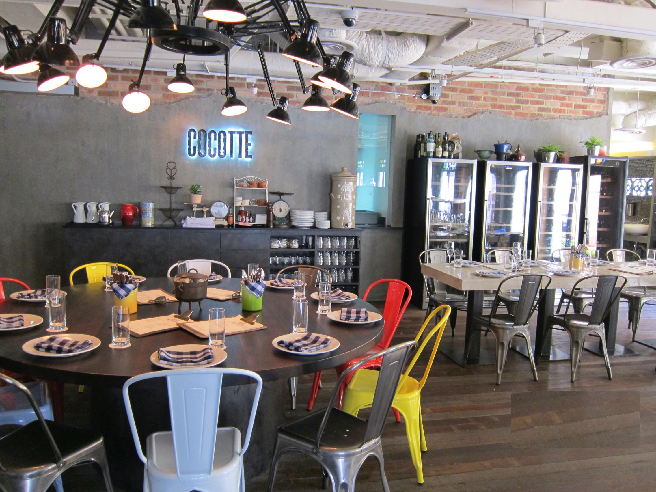 diseño de restaurantes