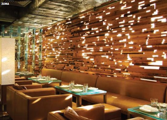 diseño de restaurantes modernos