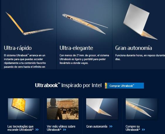 Innovación en marketing Intel