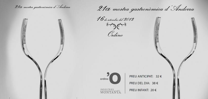 Muestra gastronómica de Andorra