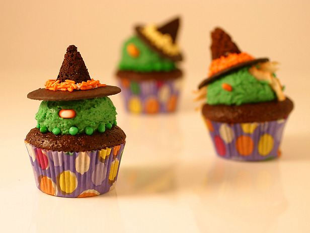 Picture of Wicked Cupcakes Recipe