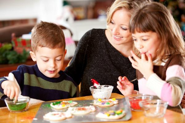 Ideas navideñas para niños