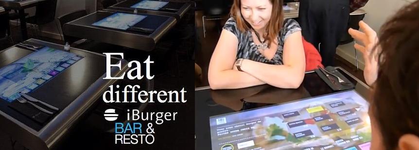 Innovación en restaurantes