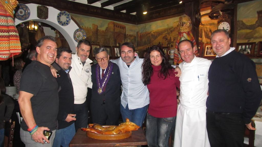 Turismo gastronómico España