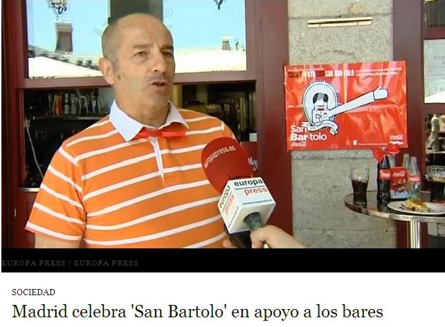 San Bar tolo