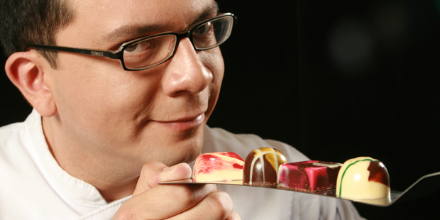 C mo puede un chef hacer marketing gastron mico for Chefs famosos mexicanos