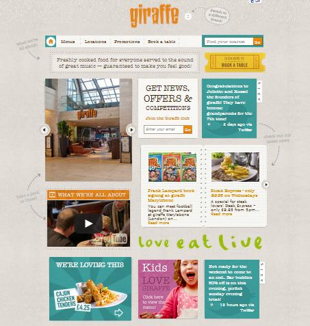 Cómo hacer una página web para un restaurante1