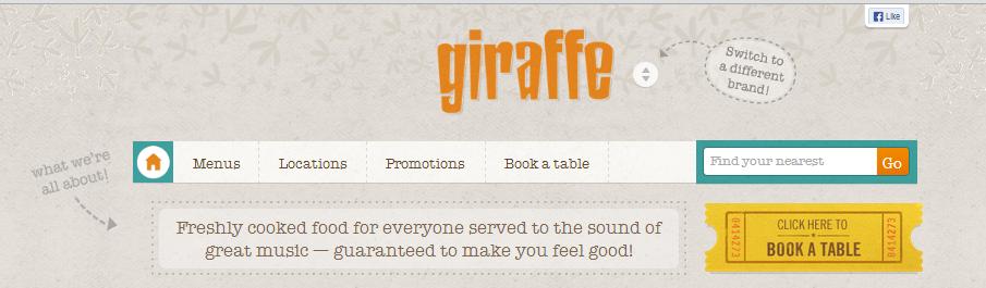 Cómo hacer una página web para un restaurante