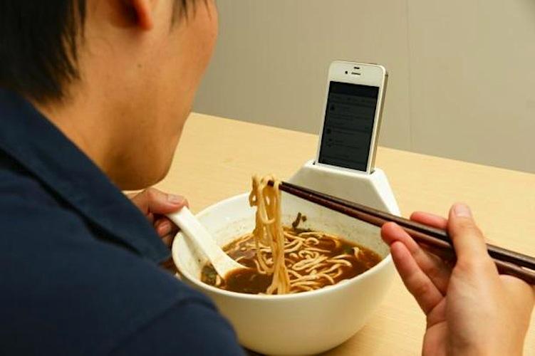 Cómo Internet nos ha cambiado a la hora de comer