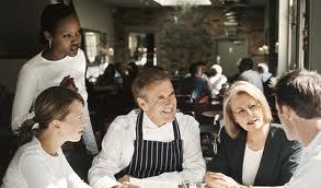 gestión de restaurantes, como tener camareros más motivados