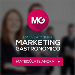 Escuela de Hostelería Marketing Gastronómico