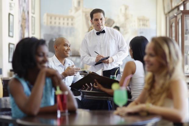administración de restaurantes