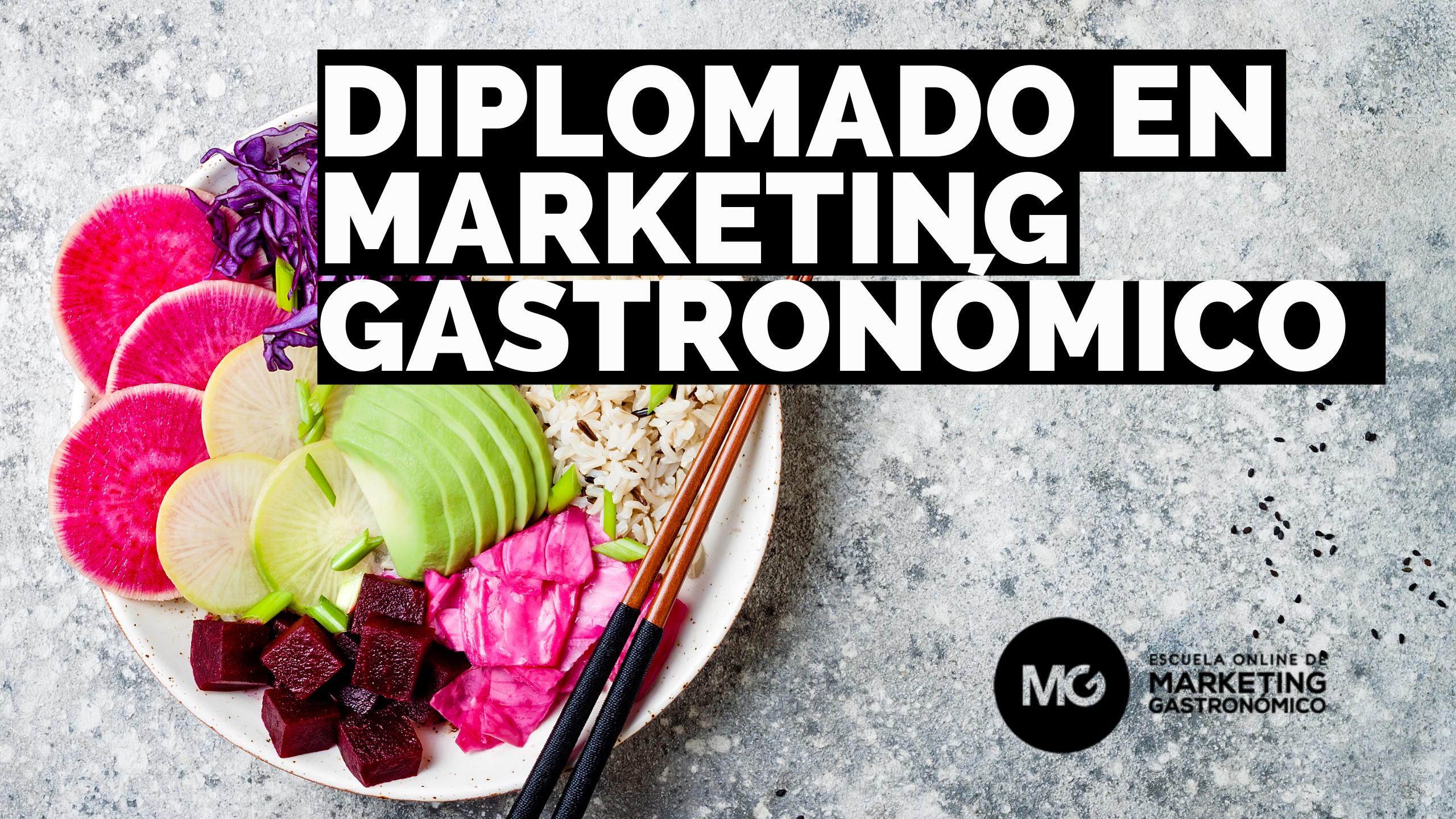 Diplomado en Marketing Gastronómico