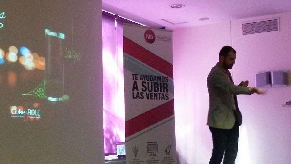 Sergio Estévez en #emarketgastro