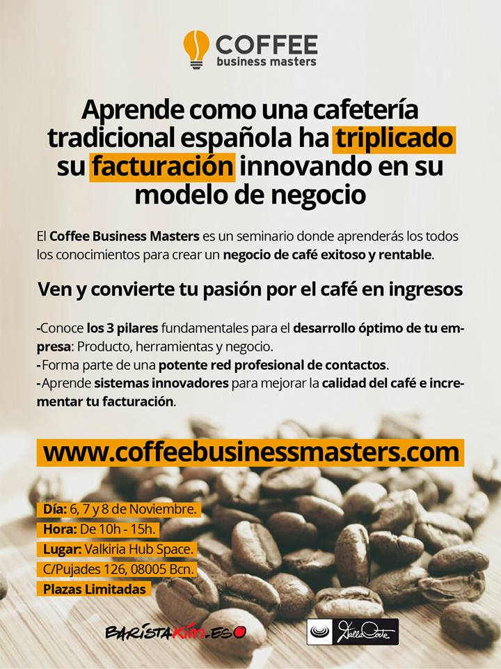coffee business master