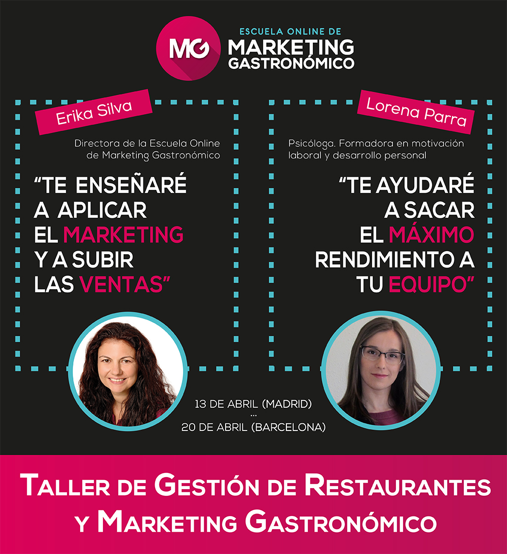 Curso Marketing para Restaurantes