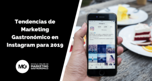 marketing gastronomico en Instagram