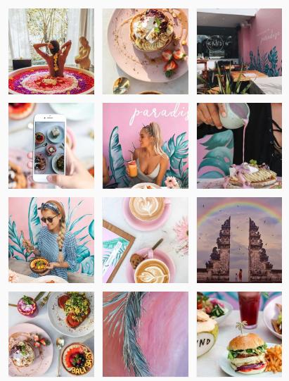 estrategias de marketing en Instagram erika silva
