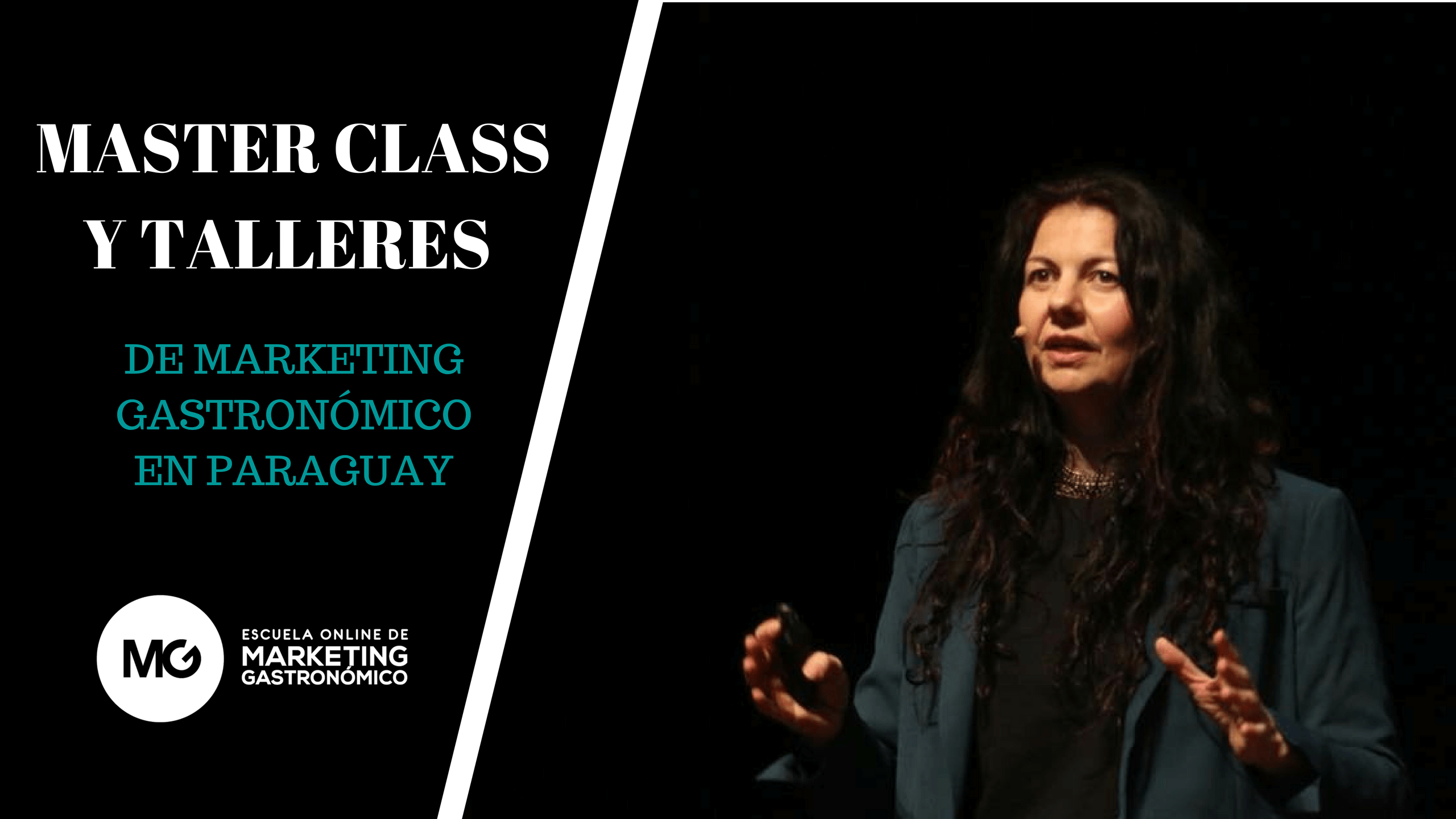 Master Class y Talleres de Marketing Gastronómico en Paraguay