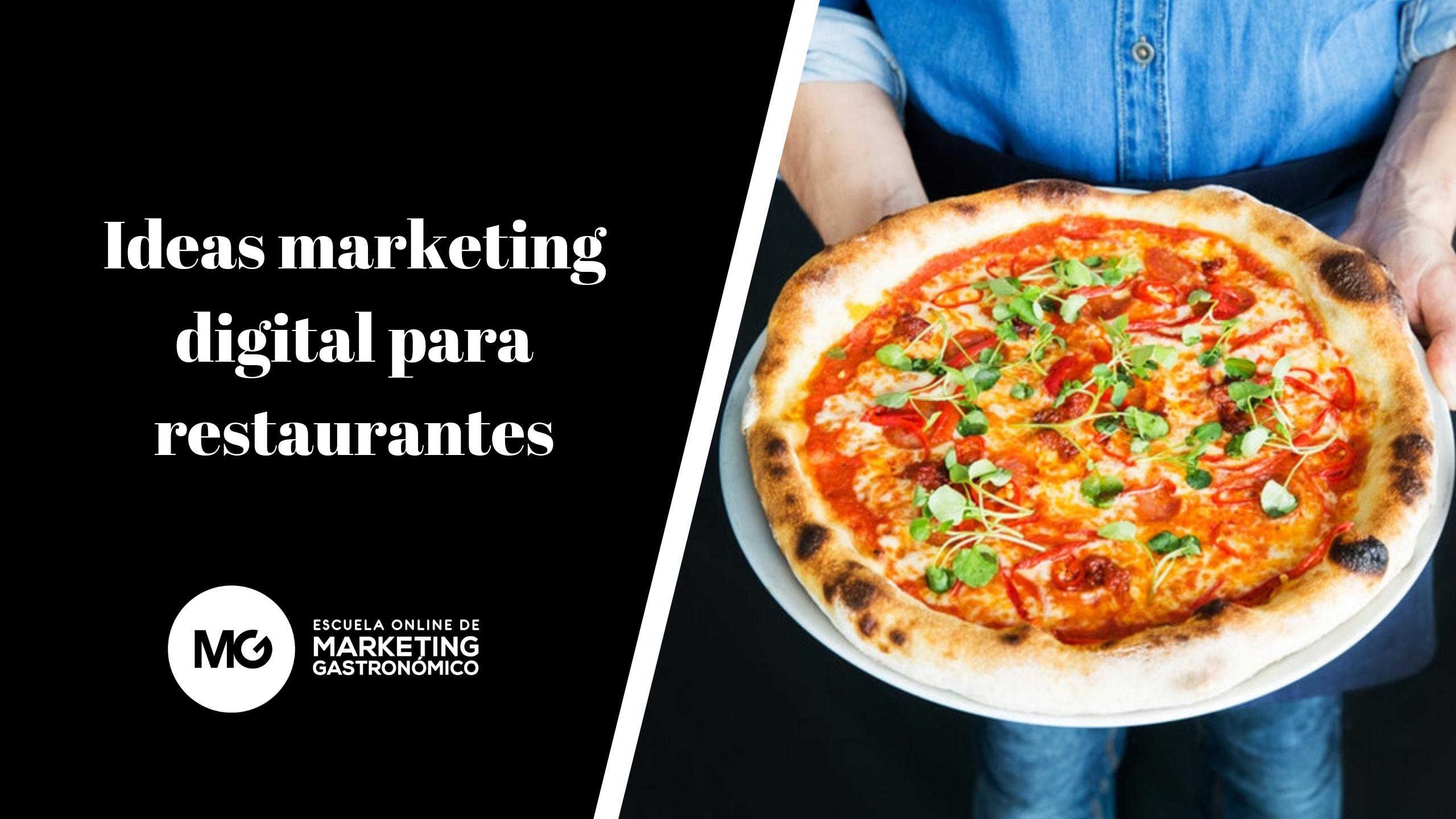 Ideas para atraer clientes a tu restaurante con marketing digital