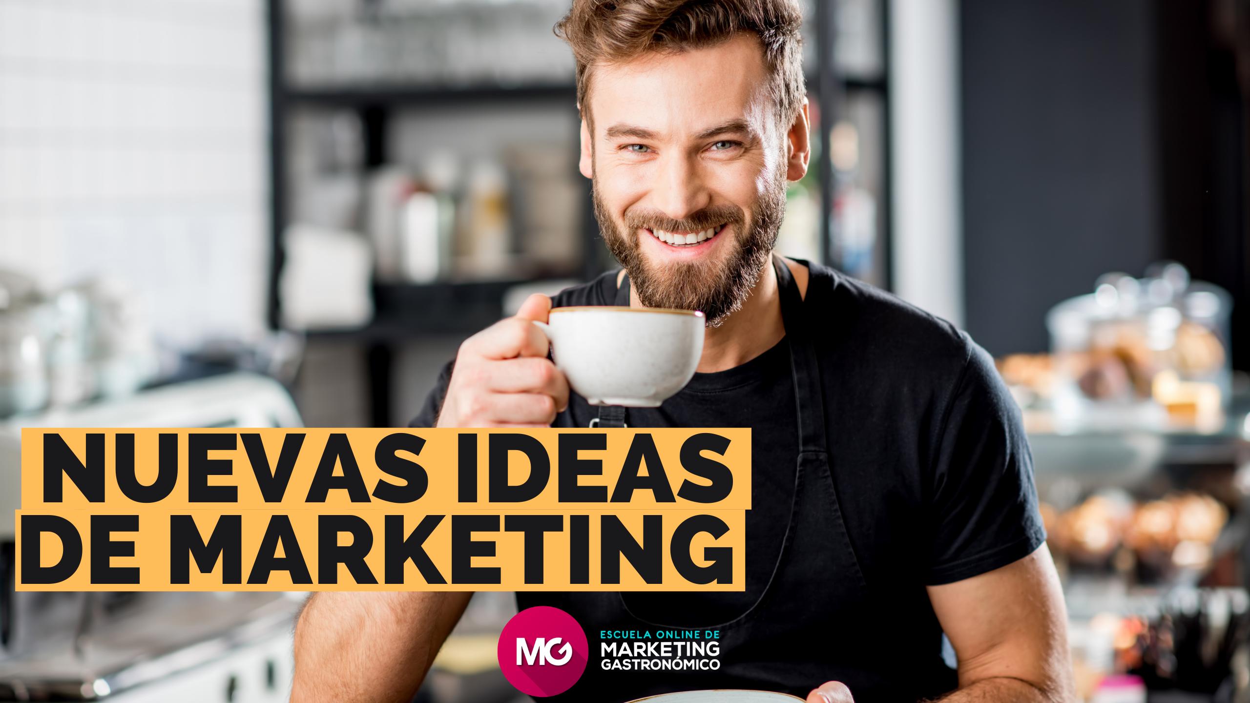 Nuevas ideas de Marketing de Restaurantes en épocas de Covid-19